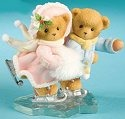 Cherished Teddies 4010087 Gliding Through The Holidays Together