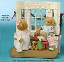Cherished Teddies 4010092 Christmas Eve Is A Night For Magic - Musical