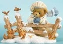 Cherished Teddies 4010094 Cold Weather Makes Warm Memories