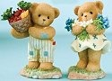 Cherished Teddies 4010127 Veggies to Eat & Flowers So Sweet