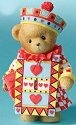 Cherished Teddies 4012274 Knave of My Heart