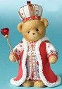 Cherished Teddies 4012275 King of Hearts