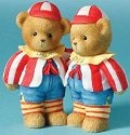 Cherished Teddies 4012276 Tweedledum & Tweedledee