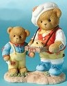 Cherished Teddies 4012280 Simple Are Lifes Pleasures