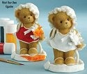 Cherished Teddies 4012285 Paint Your Own Bear