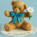 Cherished Teddies 4012291 Thanks