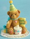Cherished Teddies 4012295 Happy Birthday