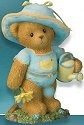 Cherished Teddies 4012861 True Friendship is Never Uprooted