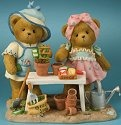 Cherished Teddies 4012864 Watch What Can Grow With Seeds of Hope