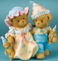 Cherished Teddies 4012928 Jean & Hubert
