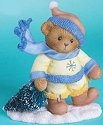 Cherished Teddies 4013417 May Your Christmas Be Ever Green