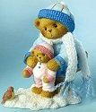 Cherished Teddies 4013418 Your Friendship Keeps Me Warm