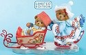 Cherished Teddies 4013423 Sleigh Bells Ring For A Merry Season