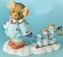 Cherished Teddies 4013424 Theres No Friend Like A Sno-Friend