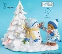 Cherished Teddies 4013425 May Your Heart Sing with Christmas