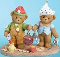 Cherished Teddies 4013429 Color The Season With Fun