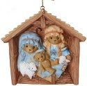 Cherished Teddies 4014306 O Little Town of Bethlehem