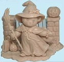 Cherished Teddies 4014434 Have A Witchingly Happy Halloween
