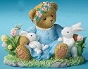 Cherished Teddies 4015560 Some Bunny Wants to Be Your Friend