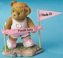 Cherished Teddies 4015561 Winning the Race