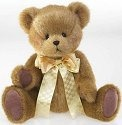 Cherished Teddies 4019616 Jointed With Ultra Suede Paws