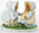 Cherished Teddies 4020566 A Friend is Forever Figurine