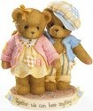 Cherished Teddies 4020567 Through Thick and Thin Figurine