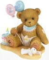 Cherished Teddies 4020573 Age 2 Birthday Figurine