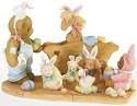 Cherished Teddies 4020590 Were All Ears Figurine