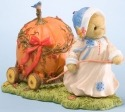 Cherished Teddies 4023639 Thankful For A Life of Abundant Blessings Figurine
