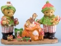 Cherished Teddies 4023653 Toys & Joys For Girls & Boys Figurine