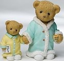 Cherished Teddies 4023827 No Greater Love than Moms Figurine