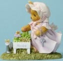 Cherished Teddies 4045933 Bear & Herb Plants