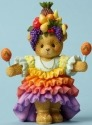 Cherished Teddies 4045994 Bear With Maracas Figurine