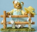 Cherished Teddies 4051516 Standing Fence Hat