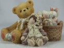 Cherished Teddies 476498 You're Never Alone With Good Friends