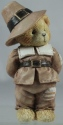 Cherished Teddies 617091 Jedediah Pilgrim Giving Thanks For Friends
