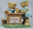 Cherished Teddies 661848 Whenever Life Hands You Lemons