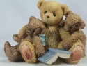 Cherished Teddies 661996 When One Lacks Vision