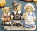 Cherished Teddies 707031 Faith of Our Fathers