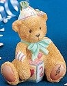 Cherished Teddies 911321 Two Sweet Two Bear 2nd Birthday