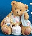 Cherished Teddies 911348 Bear-y Special One 1st Birthday