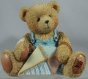 Cherished Teddies 914770 Mark Friendship Is In The Air March