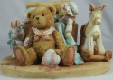 Cherished Teddies 950483 Christopher Old Friends Are The Best Friends