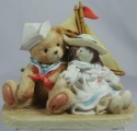 Cherished Teddies 950491 Zachary Yesterdays Memories Are Todays Treasures