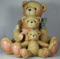 Cherished Teddies 951196 Friends Come in All Sizes