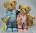 Cherished Teddies 978930 Dora & Roland Friends Are There To Comfort Each