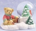 Cherished Teddies 978949 January Mini Waterball
