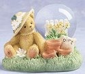 Cherished Teddies 978981 May Mini Waterball