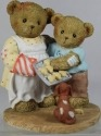 Cherished Teddies CT1102X Courtney Cameron & Spot Cookies Are 2011 Club